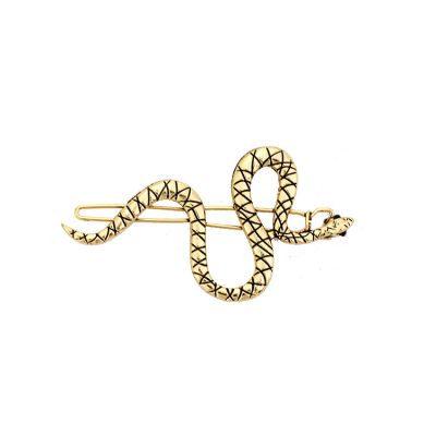 Alloy Vintage Snake Hair Clips