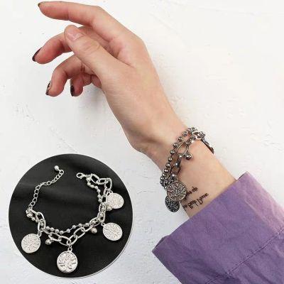 Gothic Man&Woman Bracelets Friendship Bracelets Couple Bracelets