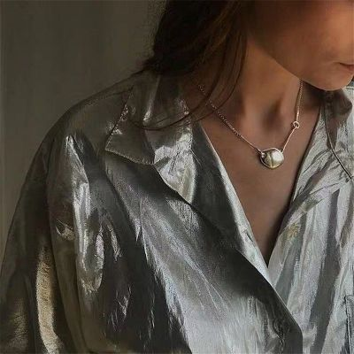 Chic Chain Necklace Simple Choker for Summer