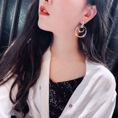 Multi Layered Hoop Earrings Party Chic Earring